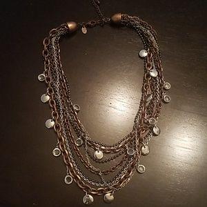 Lia Sophia Hot Spot Necklace